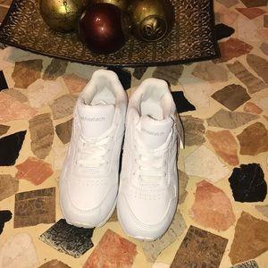 White sneakers 👟